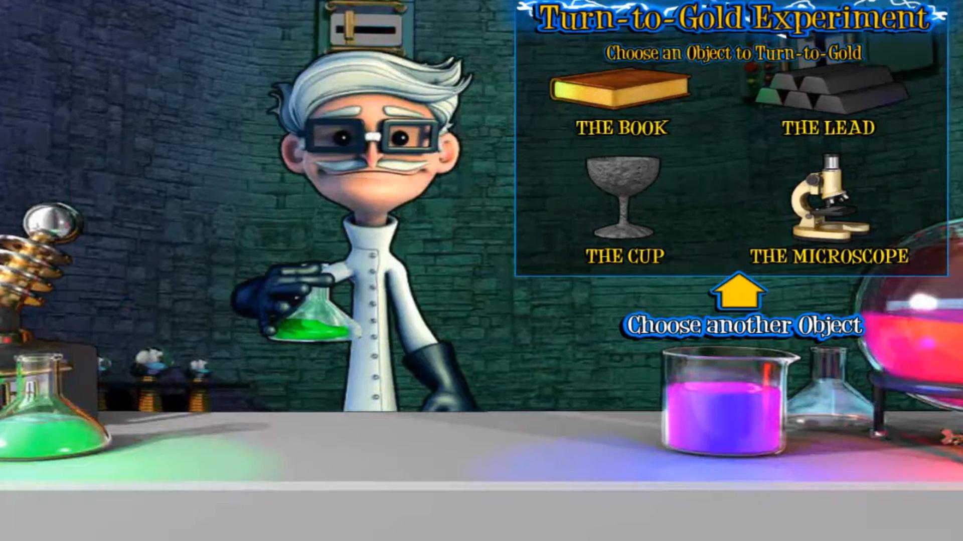 Slot machine review: Mad Scientist